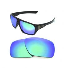 NEW POLARIZED CUSTOM GREEN LENS FOR OAKLEY DISPATCH SUNGLASSES